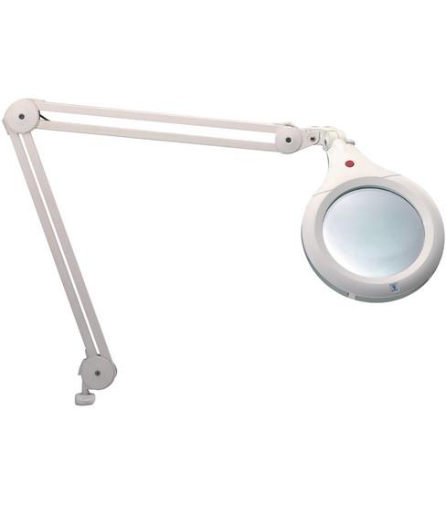 Daylight Ultra Slim Magnifying Lamp White