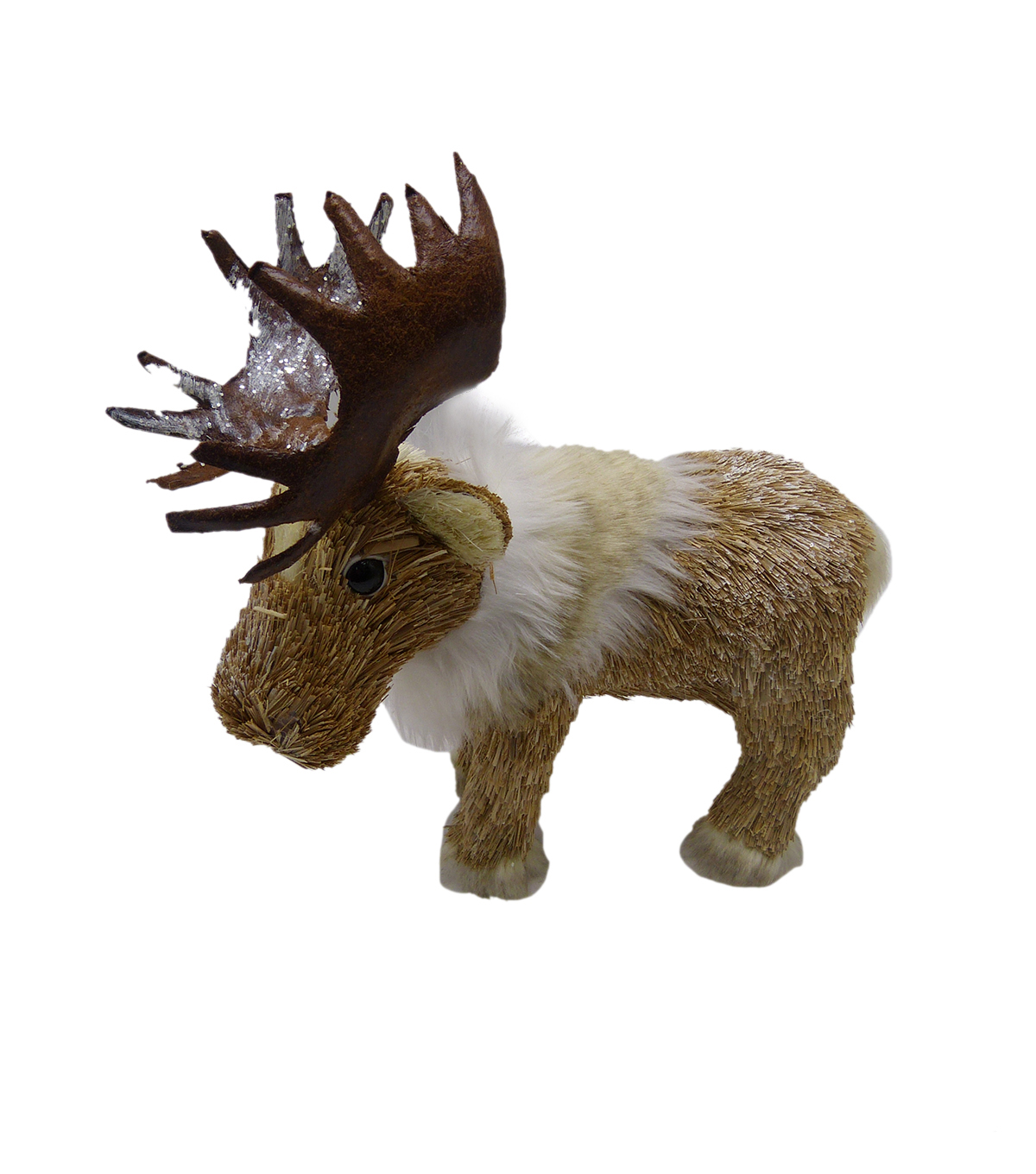 Handmade Holiday Christmas Small Moose Critter
