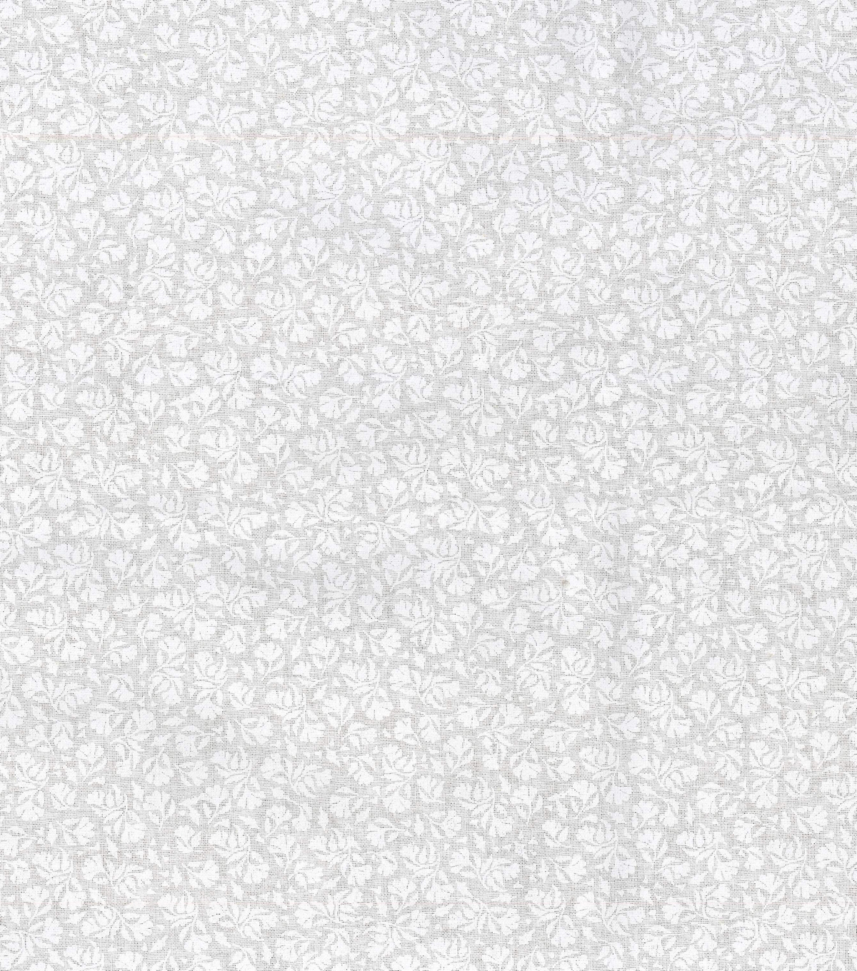 Keepsake Calico Cotton Fabric-Scatter Vines on White