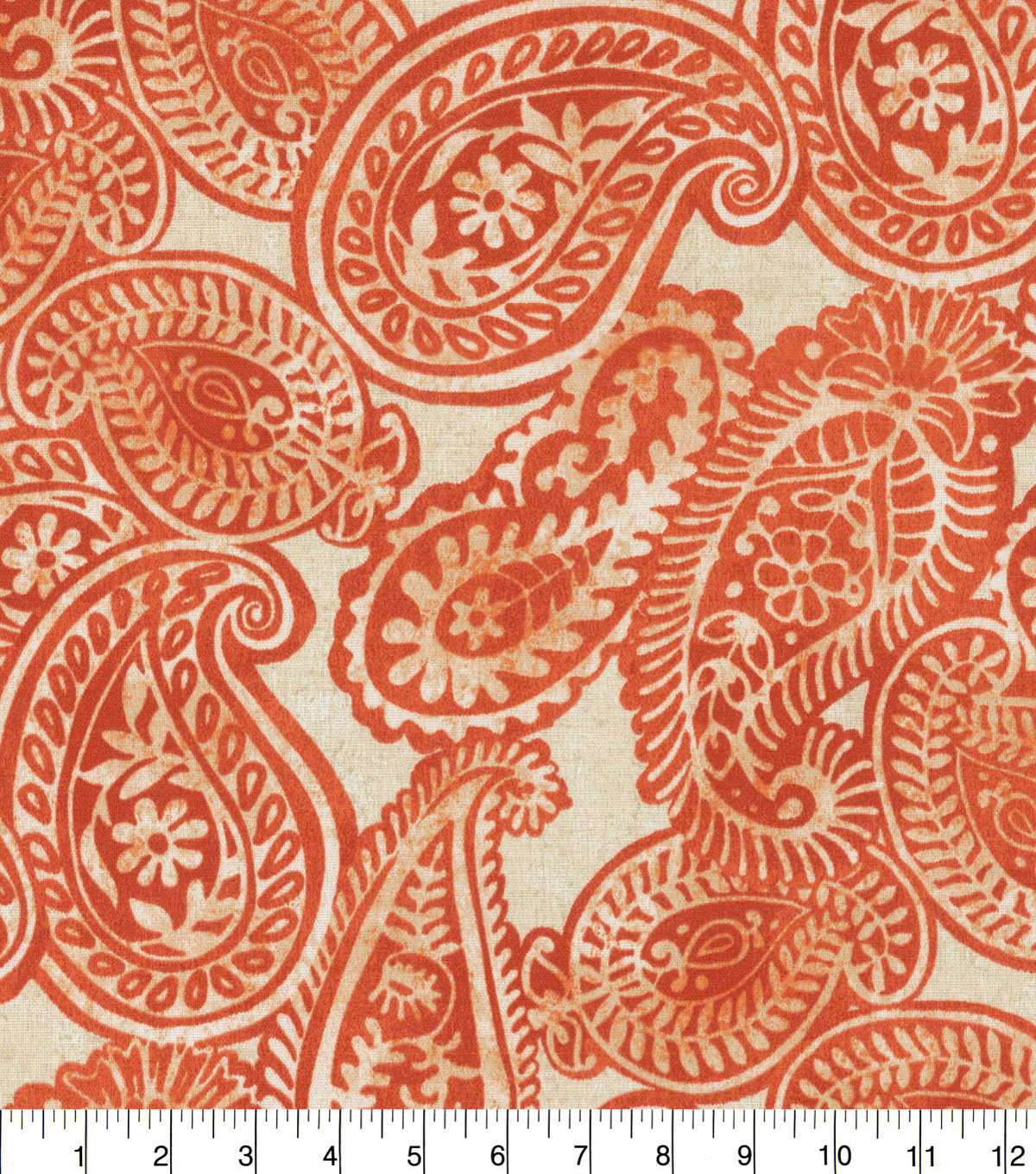 Tommy Bahama Outdoor Fabric 13x13\u0022 Swatch-Summery Spin Tiger Lily