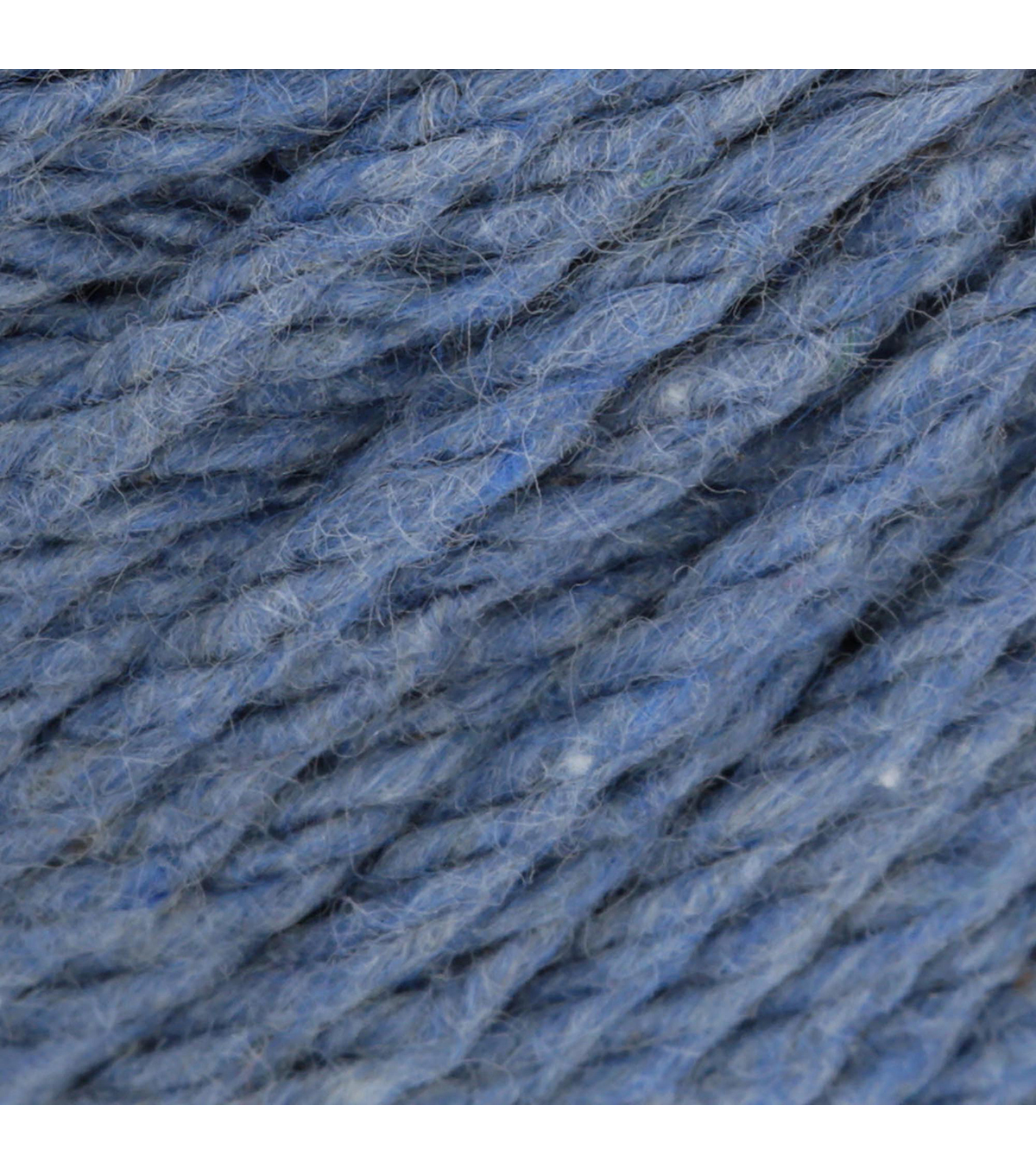 Lily Sugar\u0027n Cream Super Size Yarn, Solid Blue Jeans