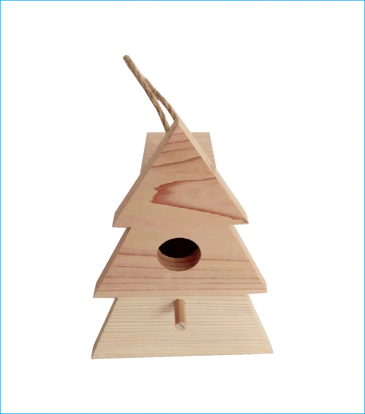 Camp Ann Tree Birdhouse