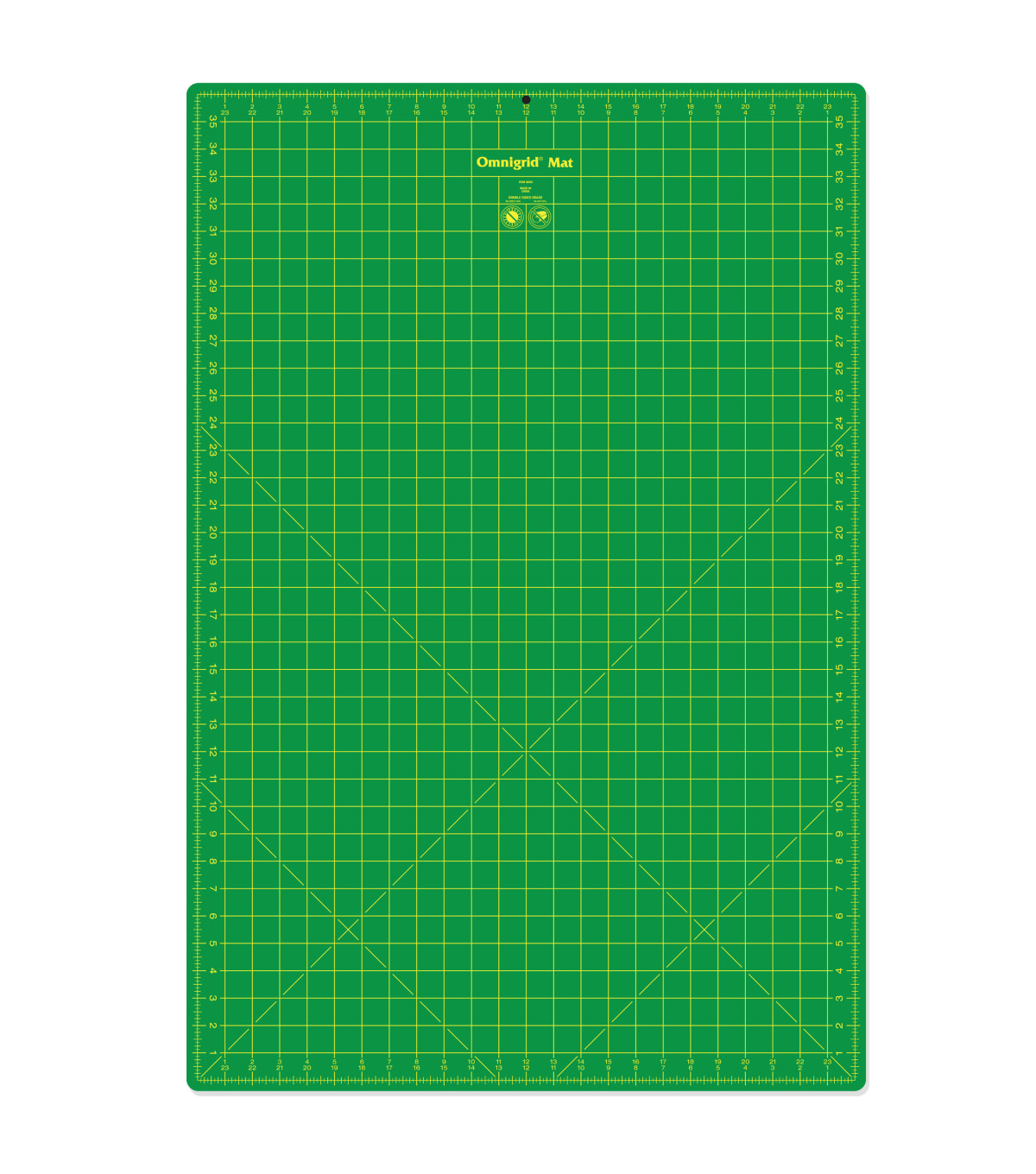 Omnigrid 24\u0027\u0027x36\u0022 Cutting Mat with Grid