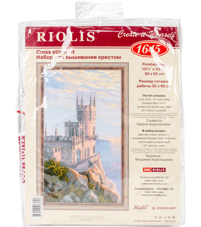 Riolis 1375x235 Counted Cross Stitch Kit Shallows Nest Joann