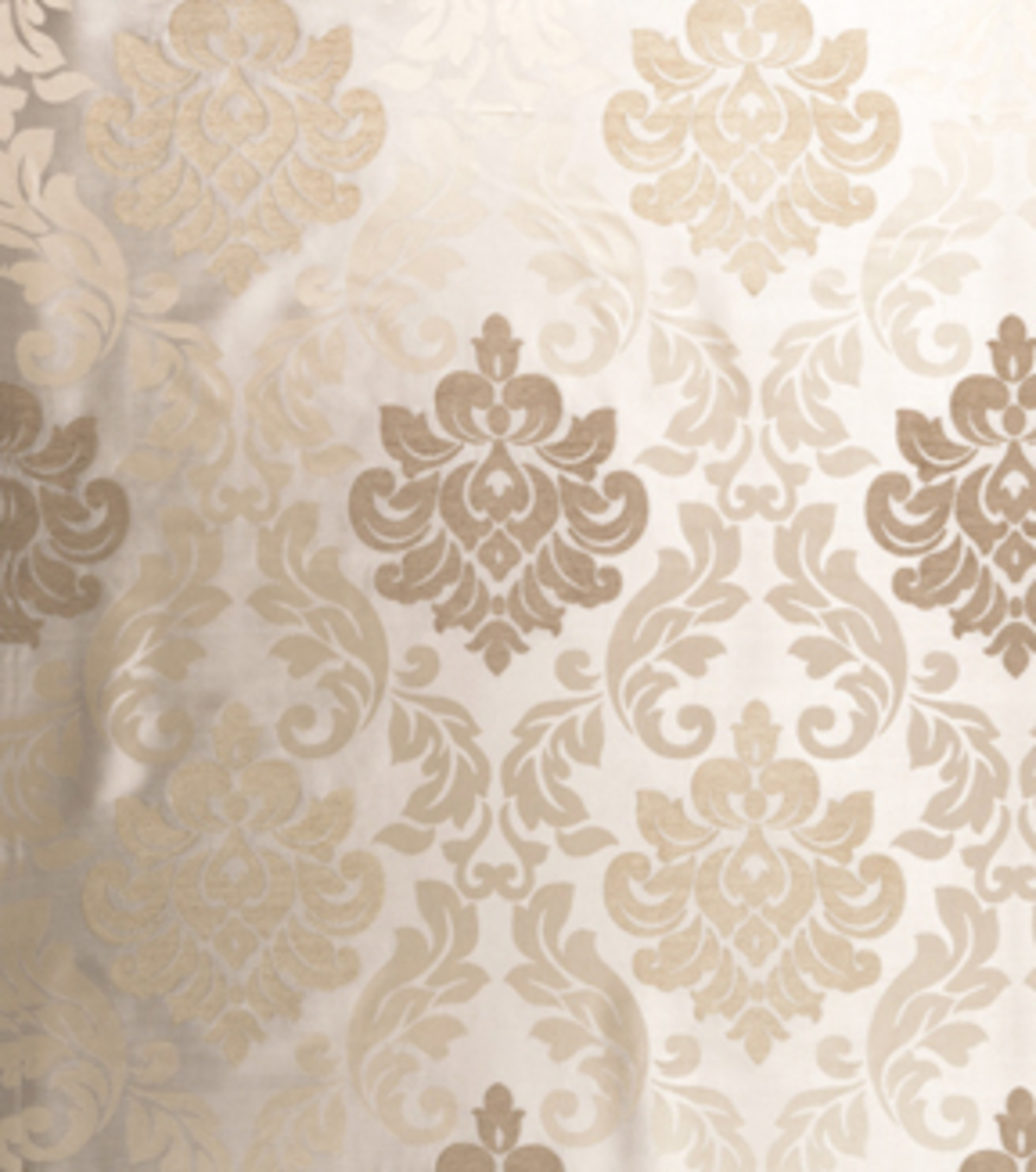 Home Decor 8\u0022x8\u0022 Fabric Swatch-Print Fabric Eaton Square Solo Oyster