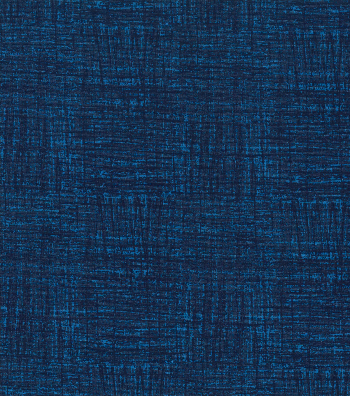 Keepsake Calico Cotton Fabric 43\u0022-Blue Lolite Crosshatch Blender