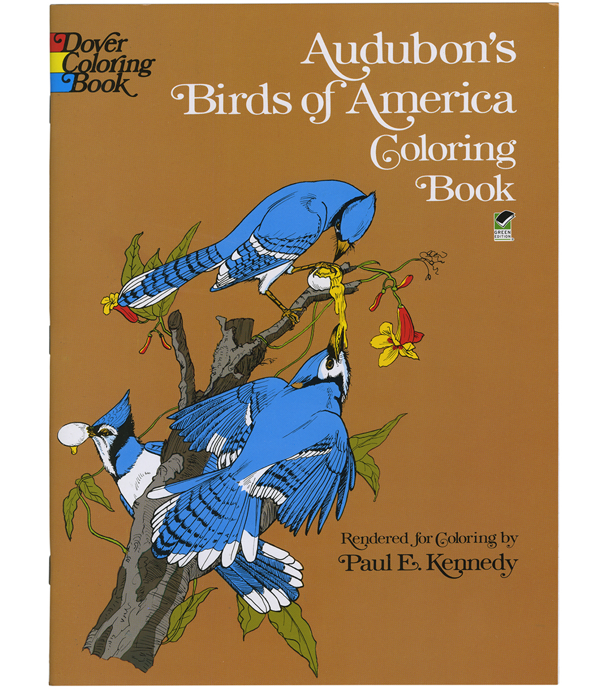 Birds of America Coloring Book for Adults | JOANN