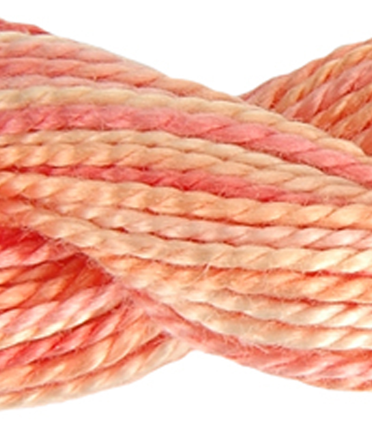 DMC Pearl Cotton Thread 27 Yds Size 5, Tropical Sunset