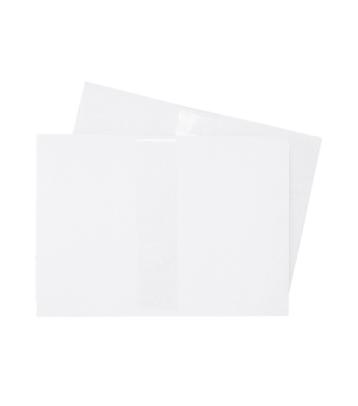Park Lane 50 pk A7 Envelopes-White
