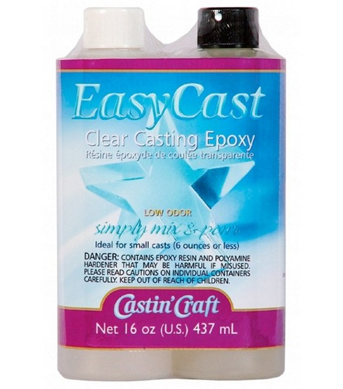 Castin' Craft Easycast Clear Casting Epoxy-16 oz