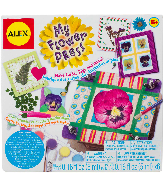 Alex Toys My Flower Press Kit Joann