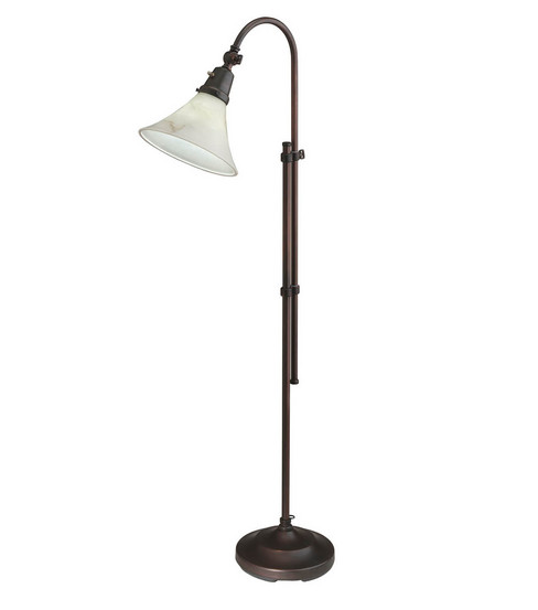 OttLite 20W Lexington Floor Lamp-Antique Bronze