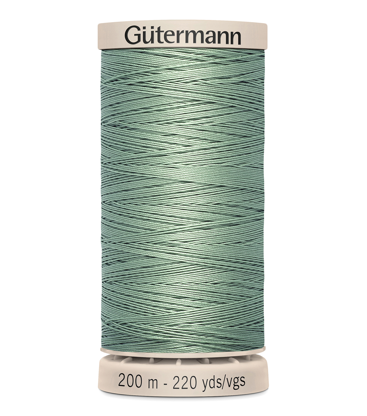 Gutermann Hand Quilting Thread 200 Meters (220 Yrds)-Primary, Light Green #8816