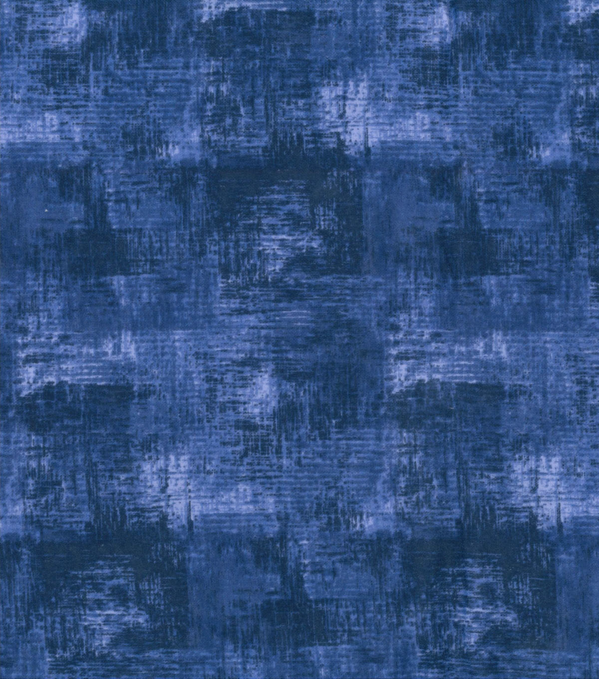 Wide Flannel Fabric -Blue Blender
