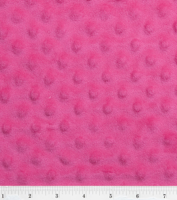 Soft N Comfy Dotted Fleece Fabric 58 Joann