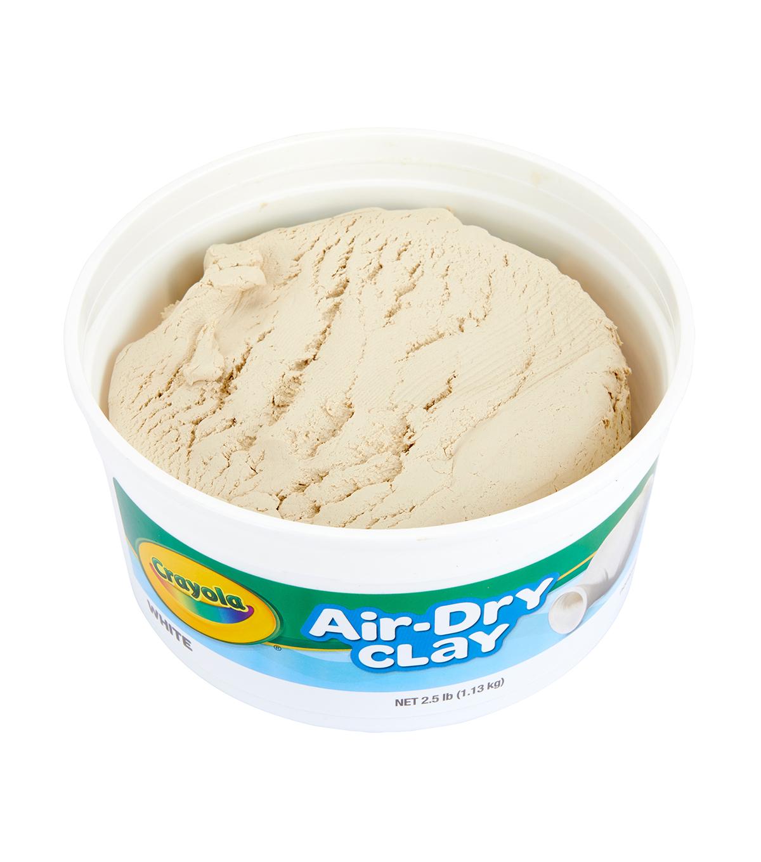 Crayola Air Dry Clay-White | JOANN