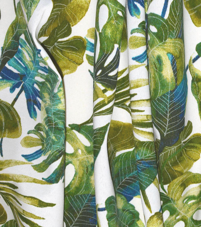 Tommy Bahama Outdoor Print Fabric 54 Jade Inky Palms Joann
