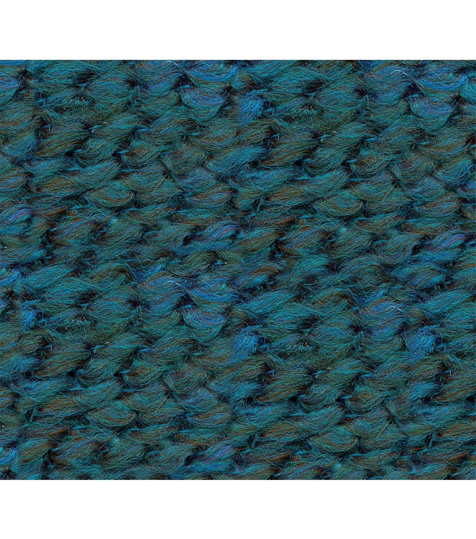 Lagoon Lion Brand Yarn Company 1-piece Homespun Blue Homespun Yarnlagoon