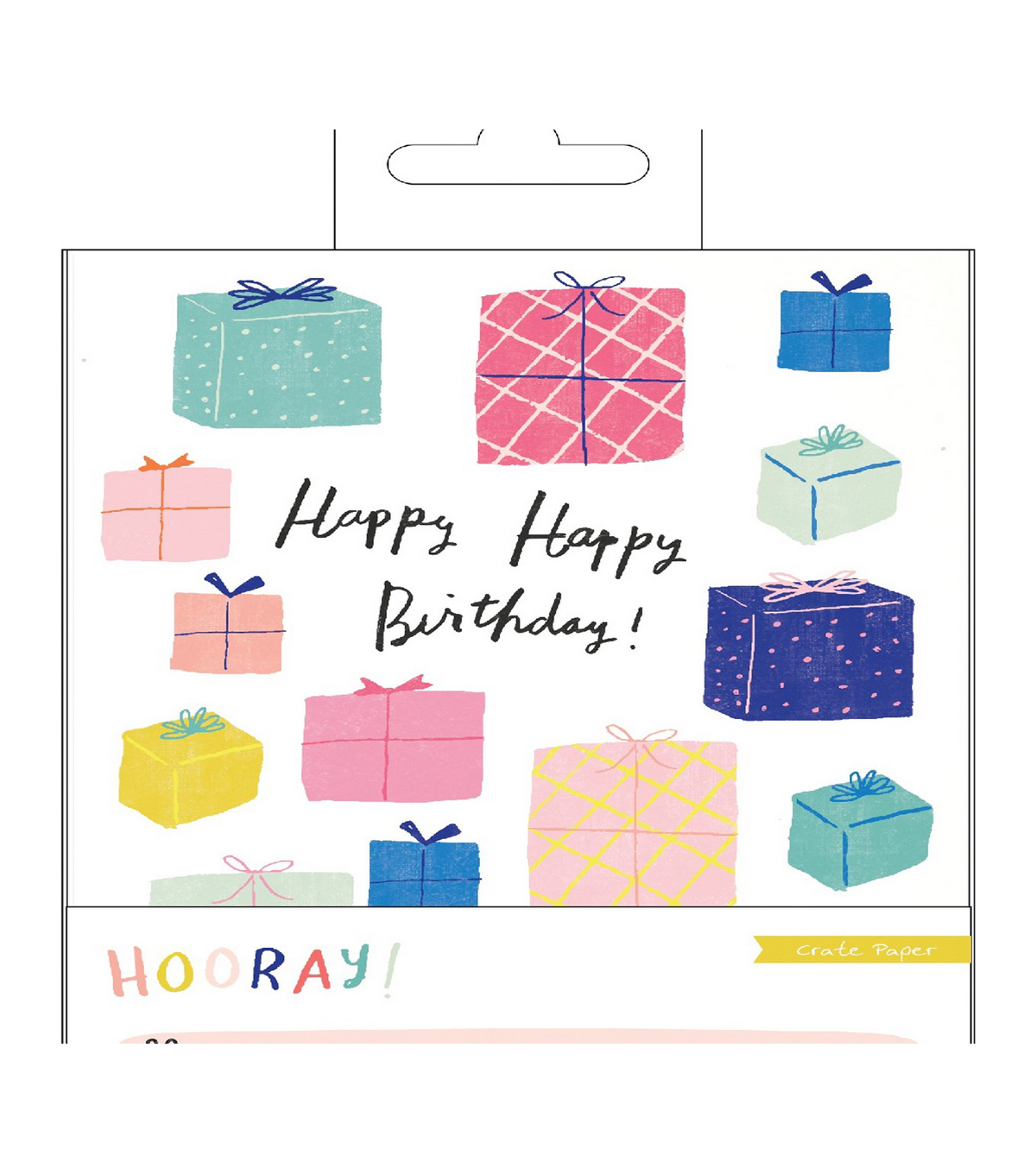 Crate Paper Hooray Cards & Envelopes