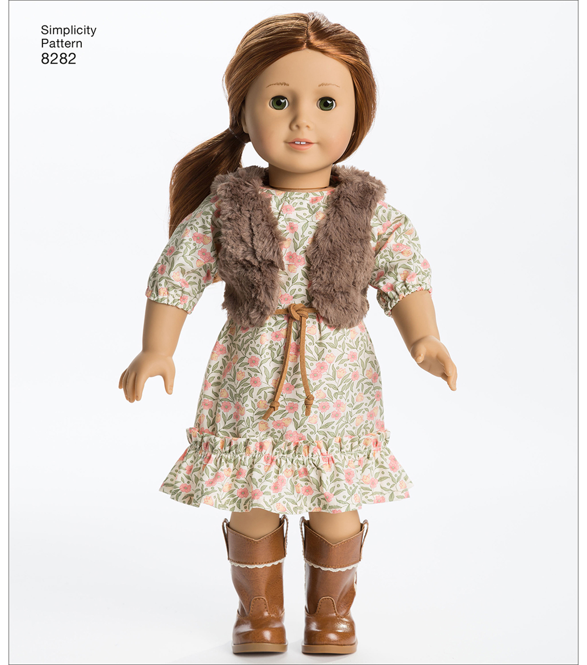 Simplicity Pattern 8282 18 Doll American Girl Clothes Joann