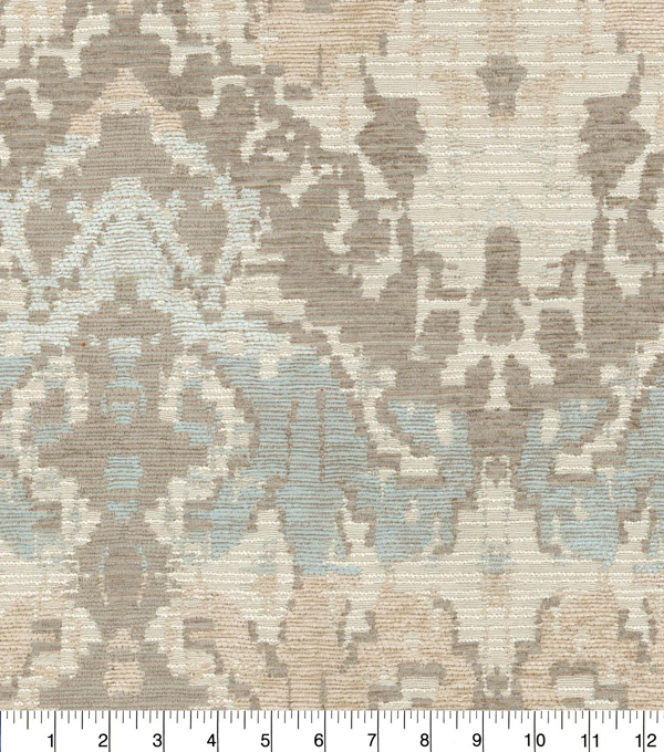 Home Decor 8\u0022x8\u0022 Fabric Swatch-Waverly Collector\u0027s Item Mist