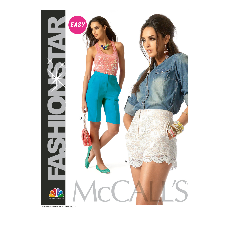 Misses\' Shorts-14-16-18-20-22 Pattern | JOANN