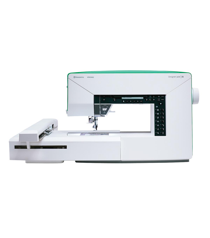 Husqvarna Viking Designer Jade 35 Sewing Machine