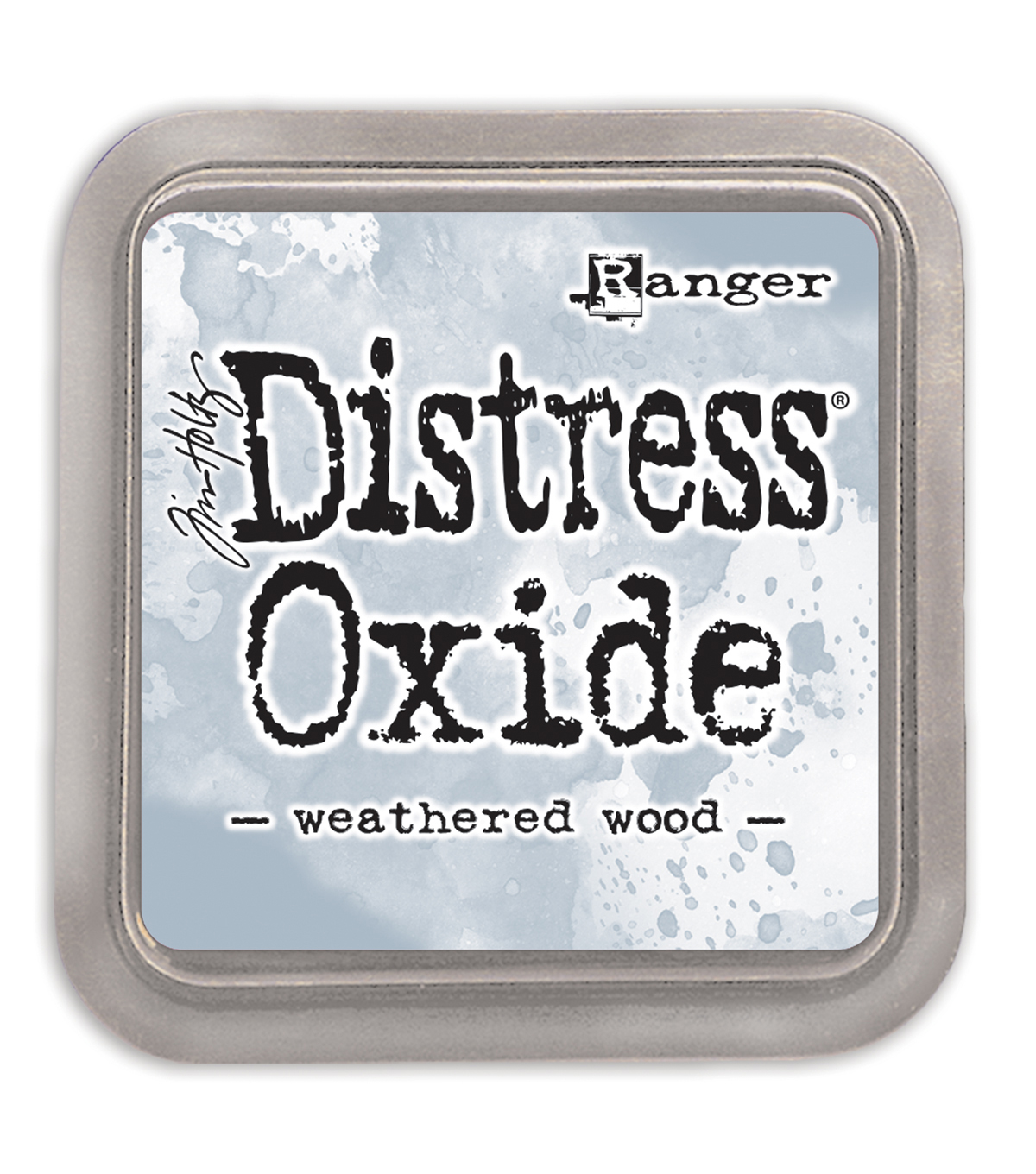 Tim Holtz Distress Oxide Ink Pad, Weathered Wood