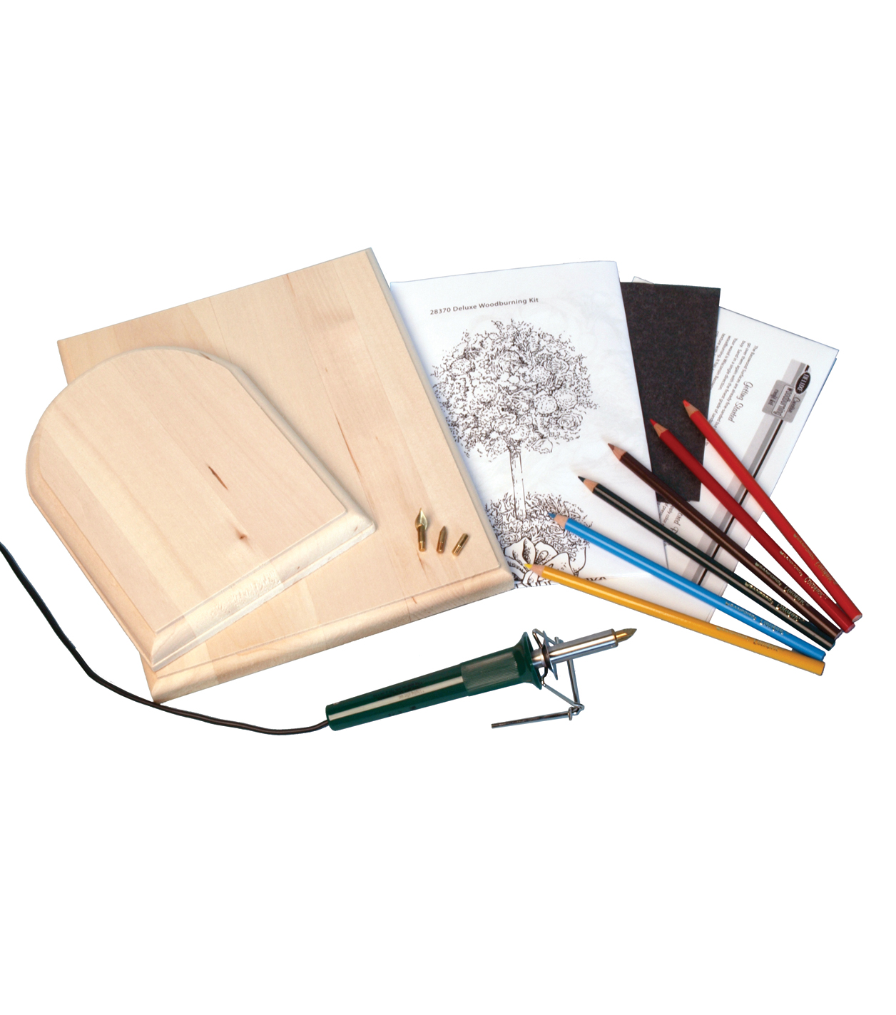 Walnut Hollow Deluxe Woodburning Kit