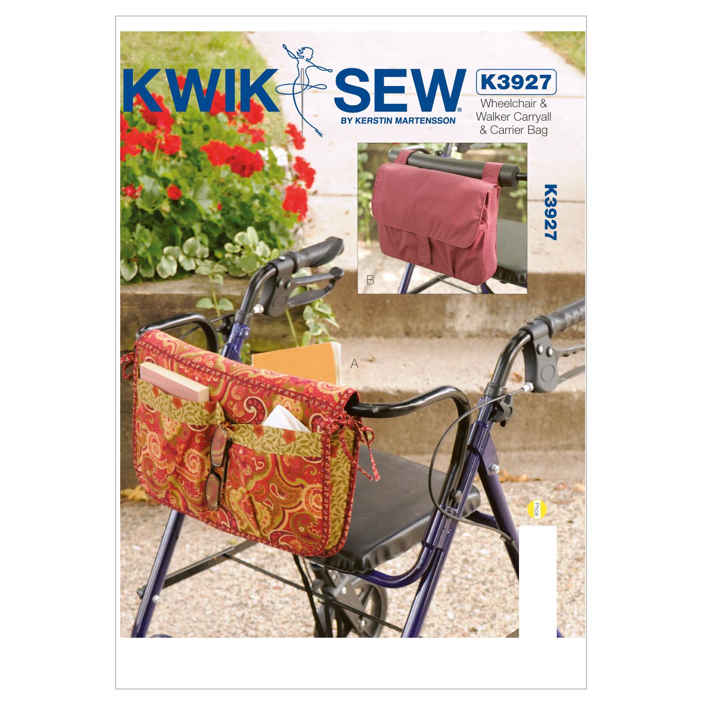 Wheelchair & Walker Carryall & Carrier Bag-No Size Pattern | JOANN