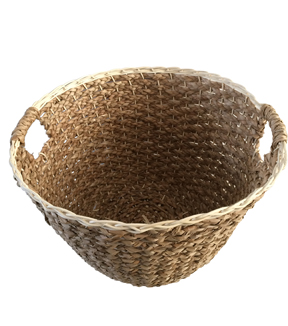 Organizing Essentials Large Round Basket