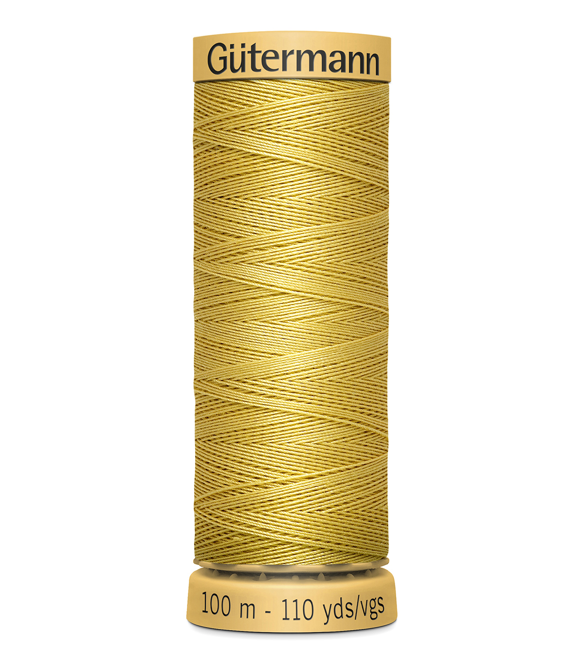 Gutermann Sew All Polyester Thread 110 Yards-Oranges & Yellows , Yellow
