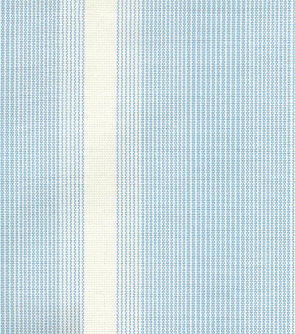 Waverly Upholstery Fabric 54\u0022-Big Wig Stripe/Opal
