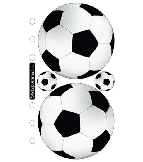 Sticko Stickers-Soccer