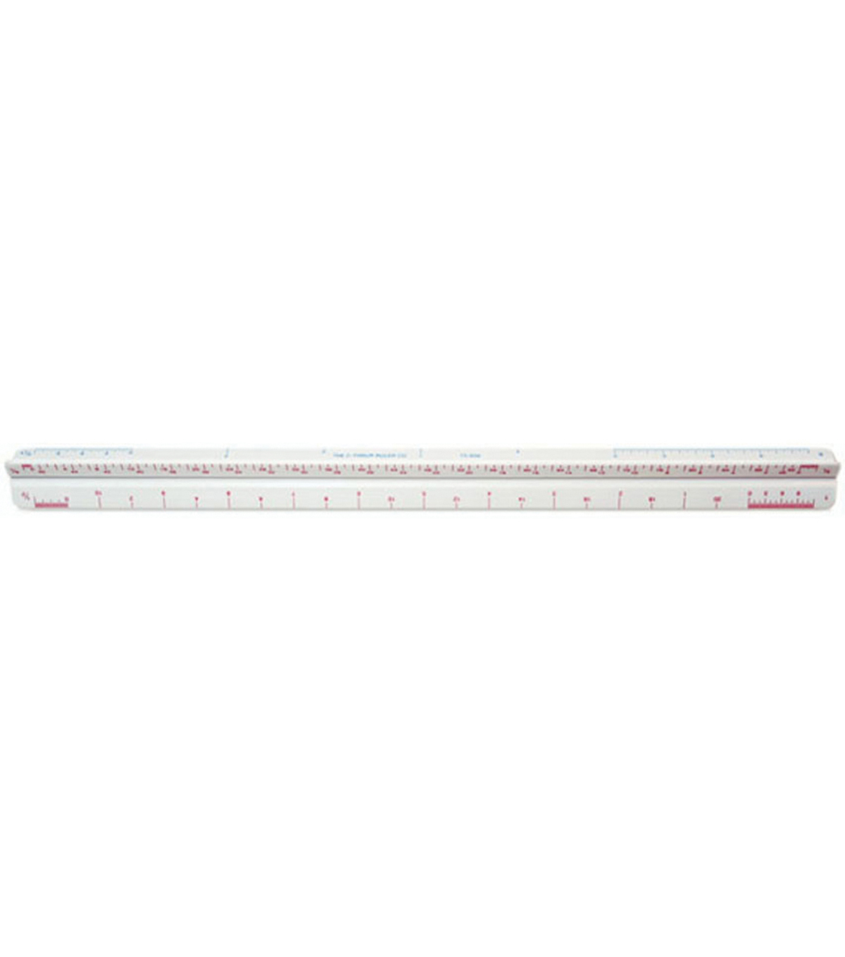 C-Thru Ruler Architect\u0027s Scale 12\u0022