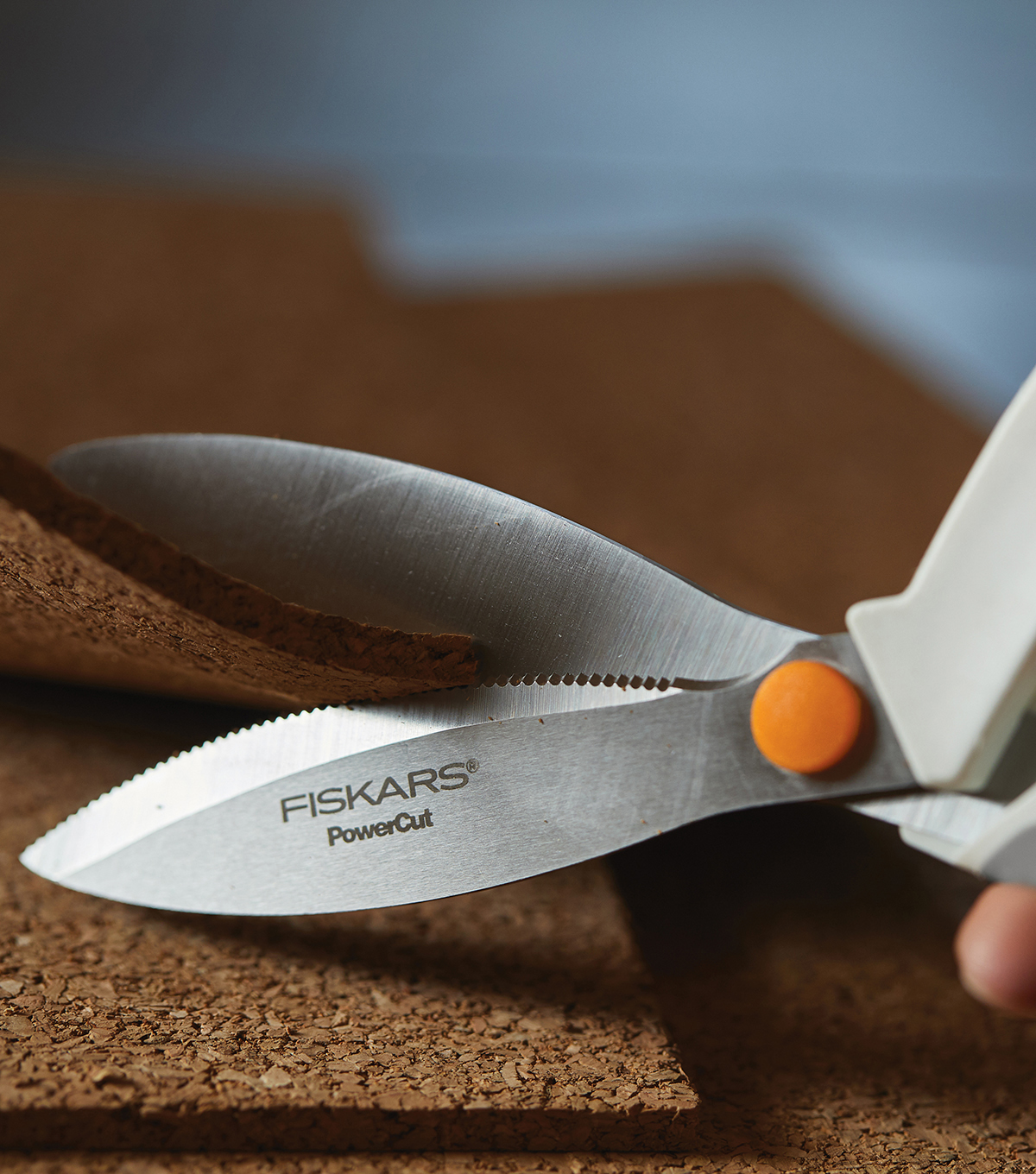 Fiskars DIY 9\u0027\u0027 PowerCut Scissors