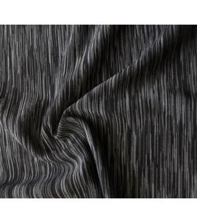 c41bea685bb Performance Fabric-Space Dye Knit-Black | JOANN