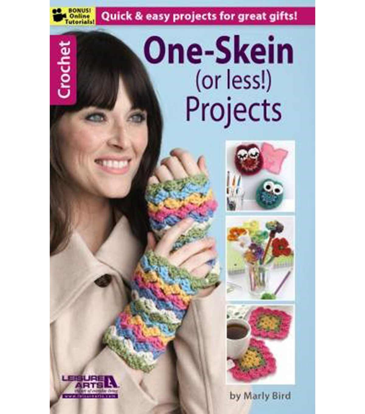 One Skein (or Less!) Projects