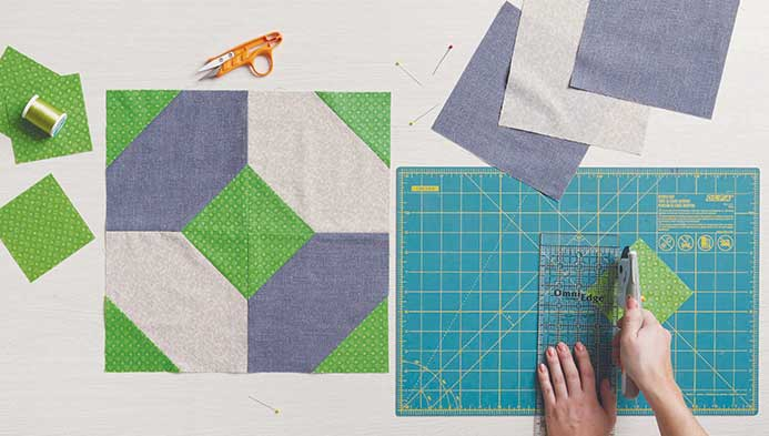 Learn To Quilt