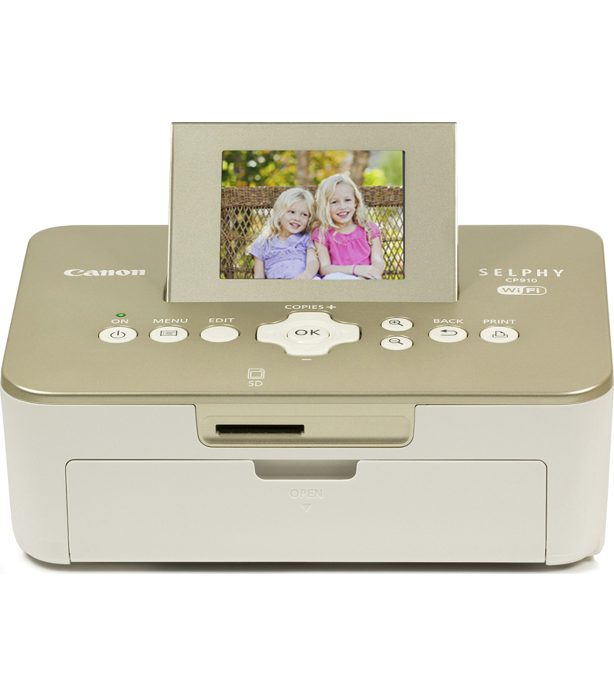 Canon Selphy Cp910 Wireless Compact Photo Printer Review
