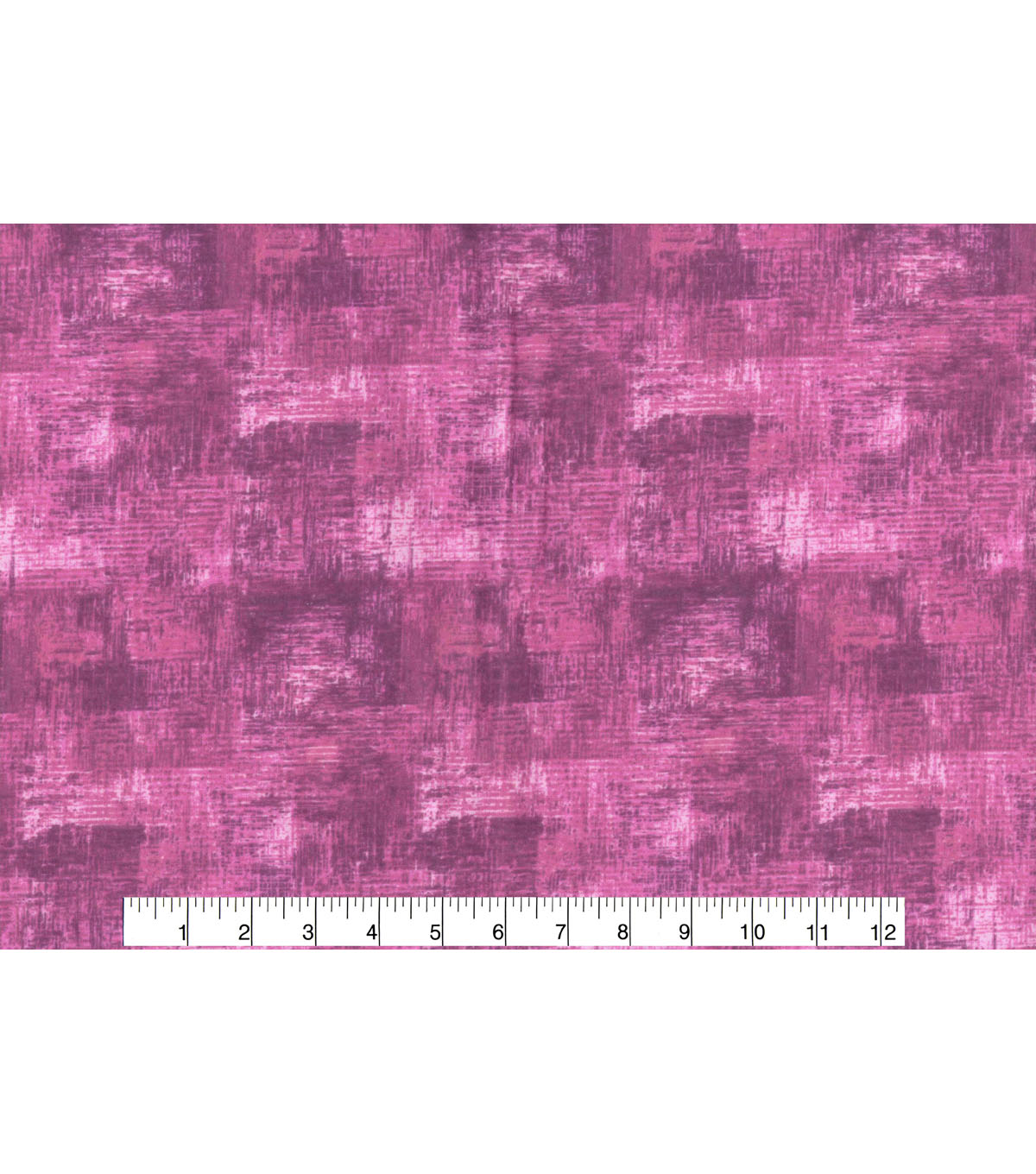 Wide Flannel Fabric -Pink Blender