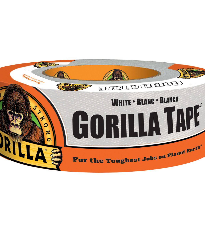 Gorilla Glue Tape 1 88''x30 yds-White