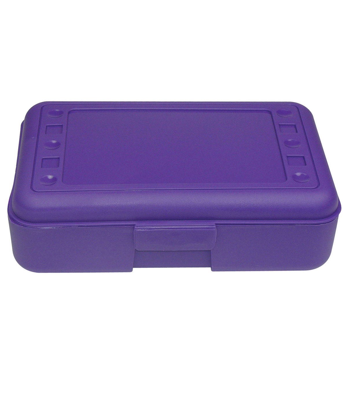 Romanoff Products Pencil Box, Pack of 12, Purple