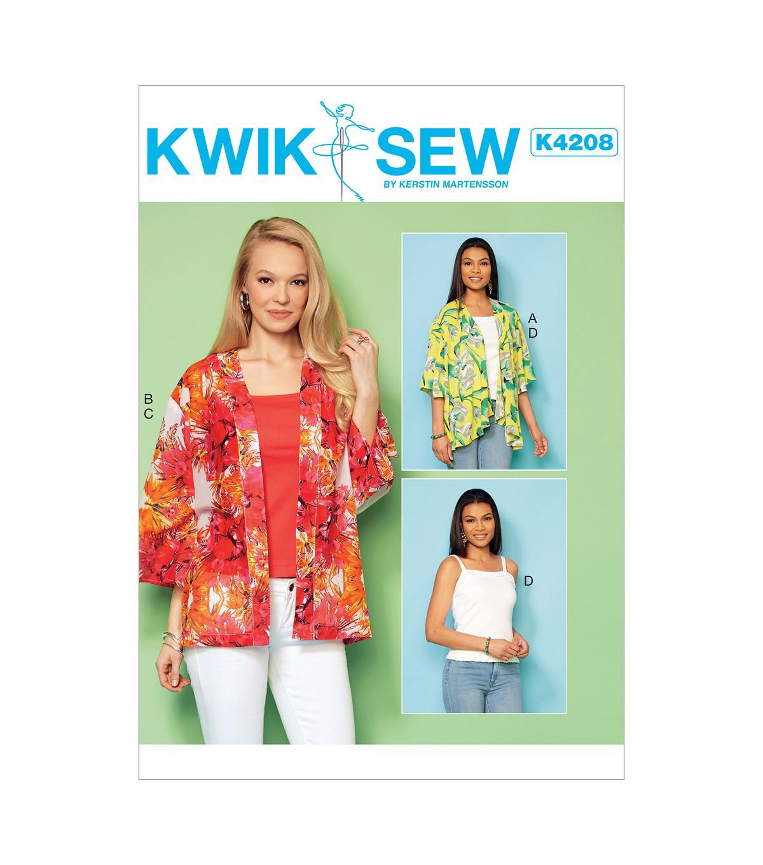 Kwik Sew woman/'s misses/' Stretch Knits tops pattern u-pick Sizes XS-S-M-L-XL