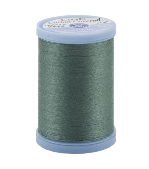 Coats & Clark Cotton Covered Quilting & Piecing Thread 250 Yards , 6740 Juniper