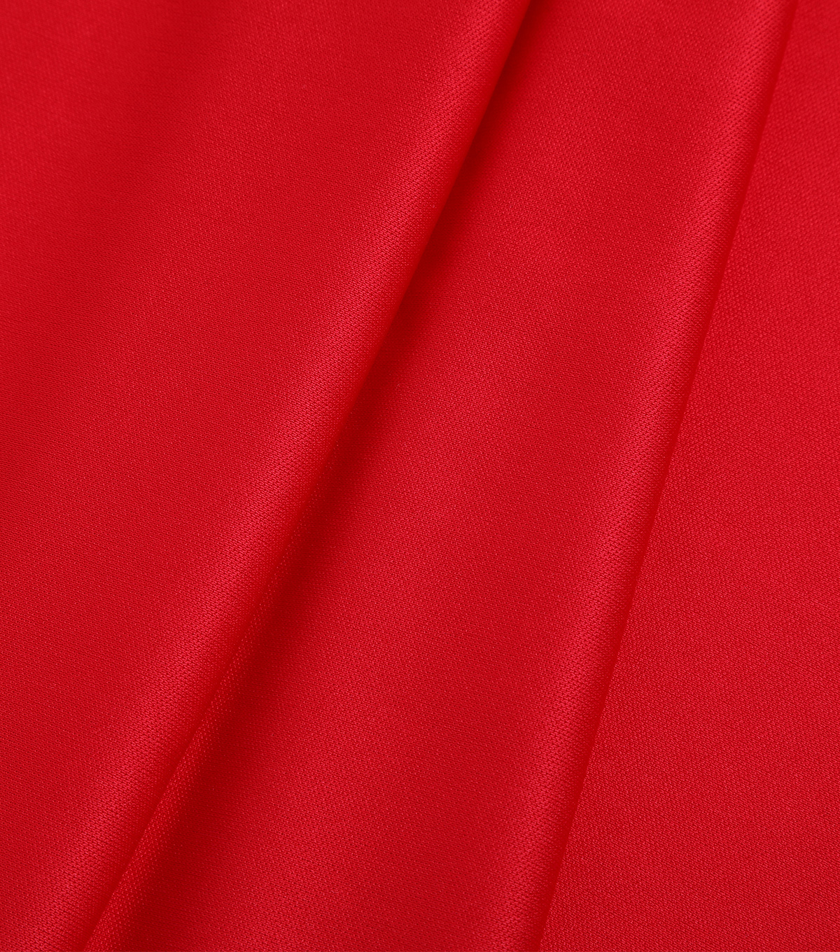 The Witching Hour Halloween Costume Knit Fabric 58\u0022-Red