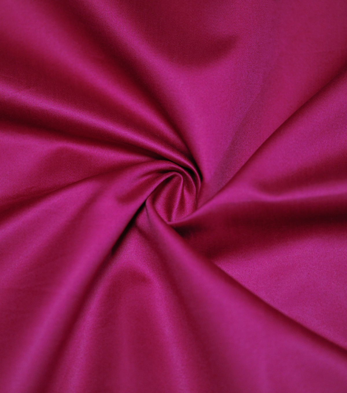 Supima Sateen Cotton Fabric-Solids, Dark Red
