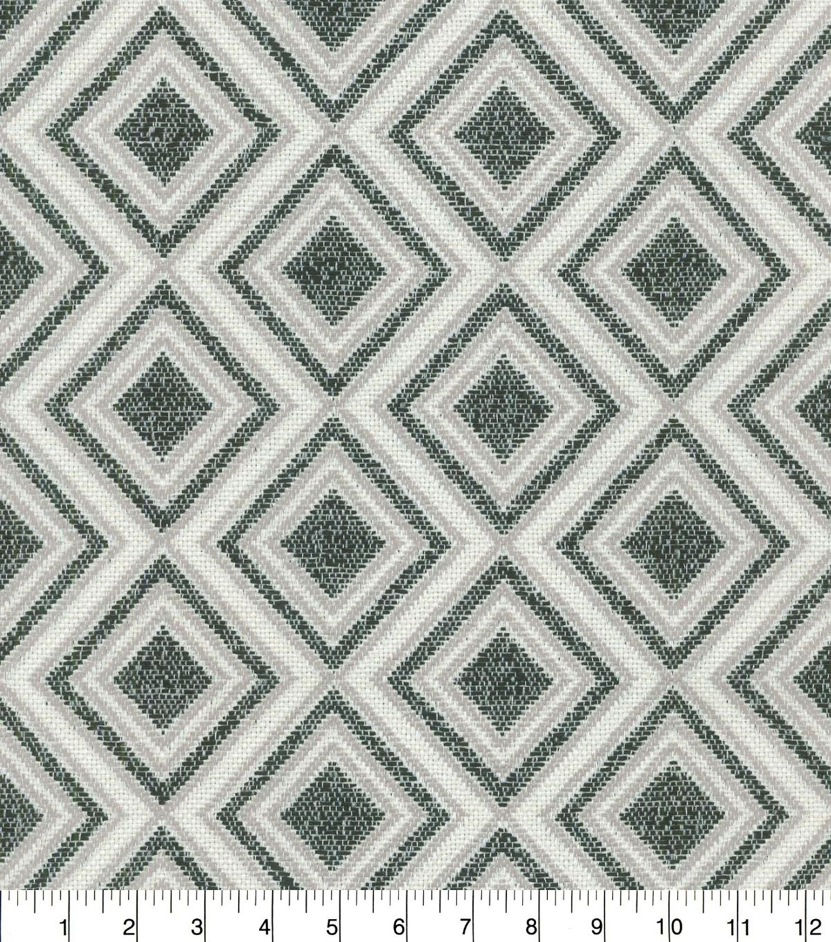 Kelly Ripa Multi-Purpose Decor Fabric 58\u0022-Game On Ebony