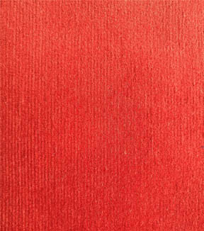 Sportswear Stretch Corduroy Fabric -Rust