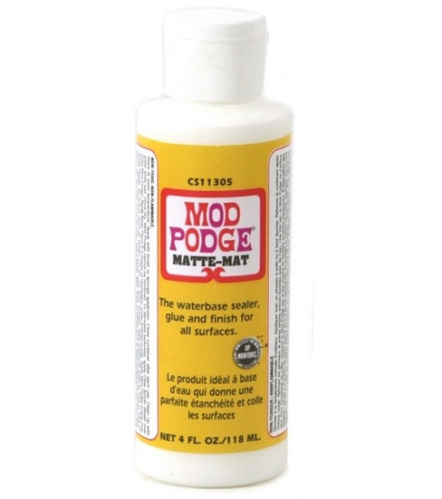 Plaid Modge Podge-4 oz./Matte